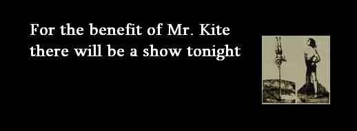 Notas de Mr. Kite
