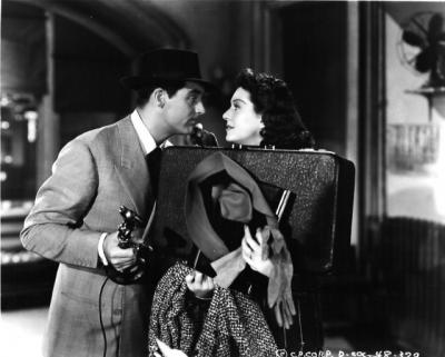 His girl friday (Luna nueva...NO CONFUNDIR!!!)